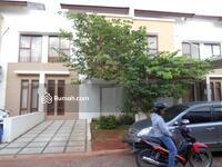 Dijual - Rumah 2 Lantai siap huni luas 6x20 120m Type 2KT di Cluster Alamanda JGC Jakarta Garden City