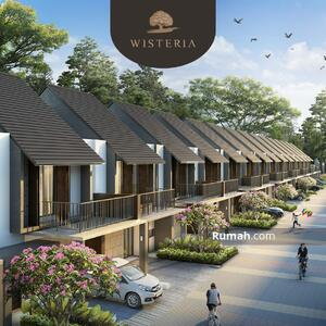 Disewa - FREE PPN Rumah di Cluster Wisteria Jakarta Garden City