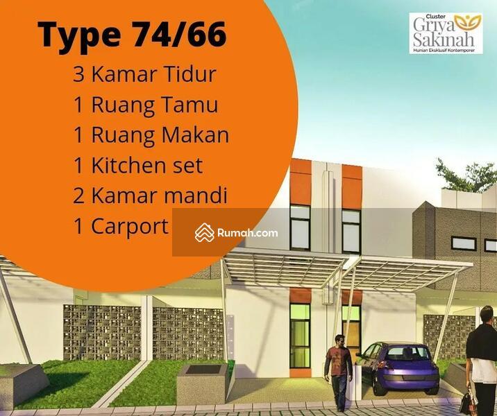 Rumah Syariah Harga Perdana Area Ciwastra Buahbatu #109174102