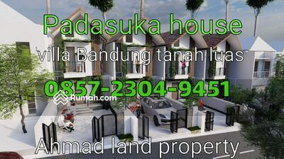Dijual - Perumahan baru harga murah di tengah pusat kota bandung ( padasuka house)
