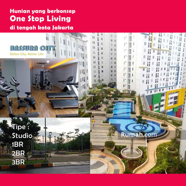 0811 811 5078   Jual Apartemen Bassura City  Jakarta Timur