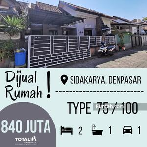 Dijual - 2 Bedrooms Rumah Denpasar Selatan, Denpasar, Bali
