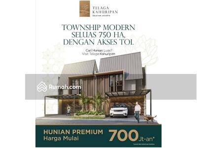 Dijual - Dijual rumah mewah Cluster Aluna at Telaga Kahuripan Selangkah ke akses tol Desari,
