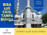 Dijual - Tanah Murah Ciparay