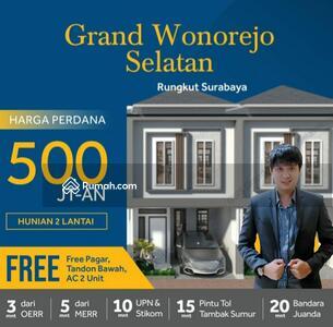Dijual - Surabaya Rungkut