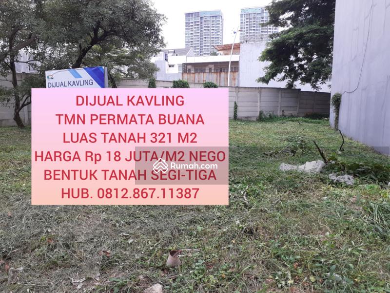 Dijual Kavling Siapbangun Rp 17,5 Juta Per M2 @ Taman Permata Buana #109238908