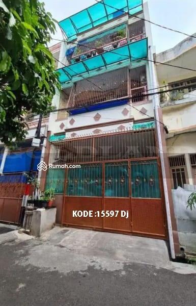 KODE :15597(Dj) Rumah Dijual Pademangan, Luas 5x15,5 Meter #109241410