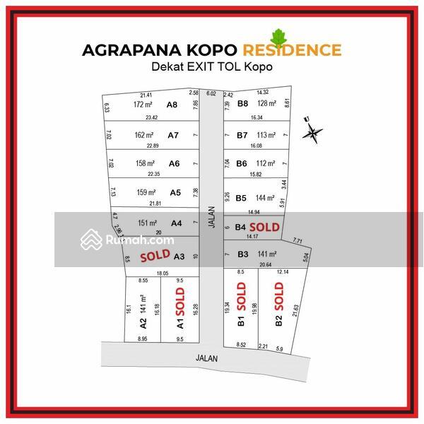 Tanah Murah Di Kopo Bandung #109242838