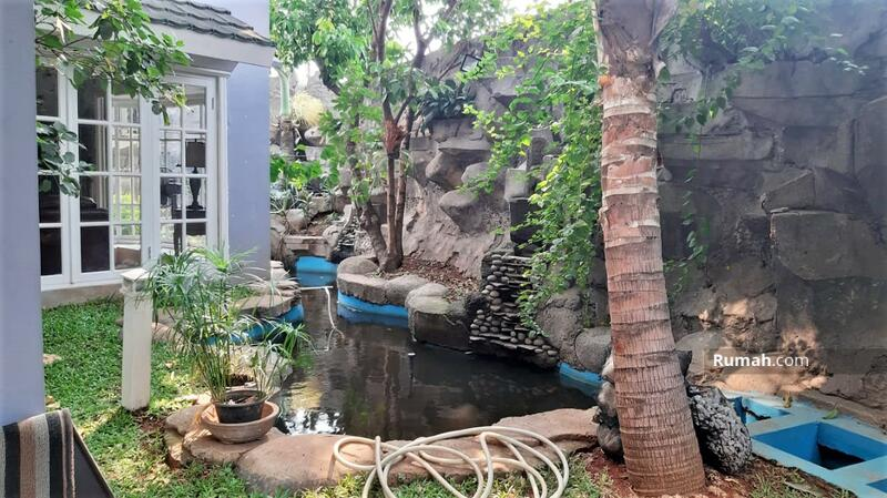 Rumah Mewah Fre Gudang Tanah Luas Murah Kota Wisata Alternatif Cibubur #109251732