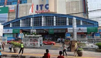 Dijual - Dijual Kios Itc Roxy Mas, Cideng Jakarta Pusat
