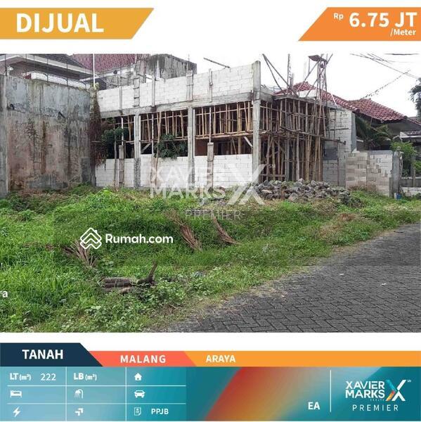 Dijual Tanah Akses Mudah daerah Araya #109271498
