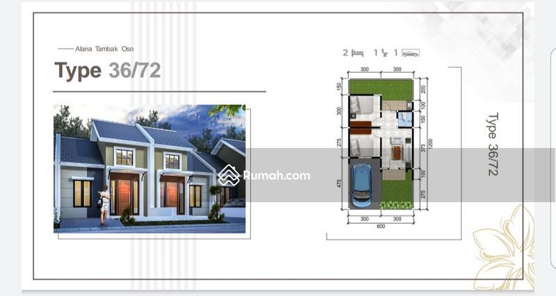 Rumah 500jt an Alana Tambak Oso #109273764