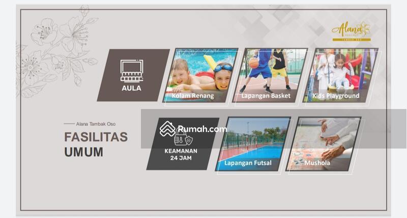 Rumah Milenial 500jt Deket Surabaya #109274428