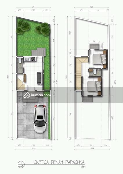 Dijual Vila dekat Antapani Bandung (Padasuka house) #109274648