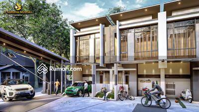 Dijual - Rumah Modern 2 lantai dalam Cluster Eksklusif di Mustikajaya Bekasi 10 Menit ke Grand Wisata