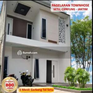 Dijual - Dijual Rumah mewah Murah Ready 2 lantai Pagelarang Lubang Buaya