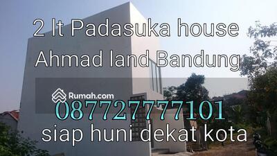 Dijual - Dijual Rumah Villa 2 Lantai Baru Siap Huni (Padasuka House) Cimenyan Surapaticore Bandung