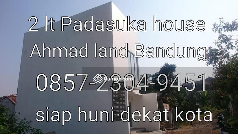 Rumah siap huni view kota bandung di padasuka cibeunying kidul jl ph mustopa ( padasuka house) free #109313350