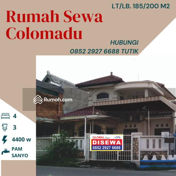 Rumah Sewa Colomadu #109324944