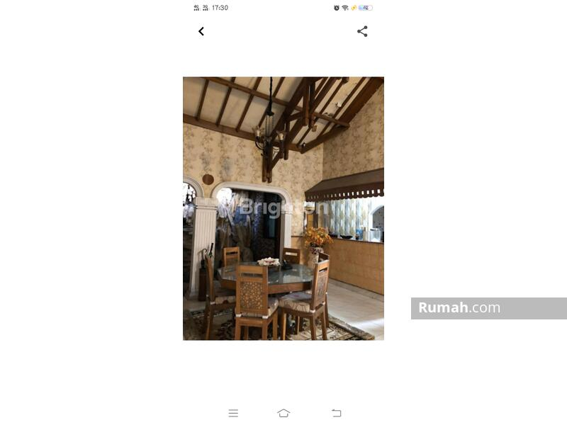 Rumah luas full furnish 2 Lantai Bintara Bekasi Barat (DVJ) (18) #109347576