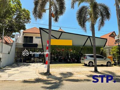 Dijual - Jual Rumah komersil di jalan Kapuas dekat Raya Darmo  Cocok untuk bank