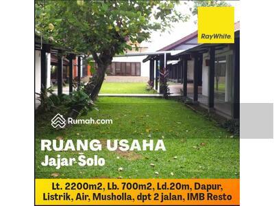 Disewa - 4 Bedrooms Ruang Usaha Manahan, Surakarta, Jawa Tengah