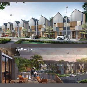 Dijual - Rumah di Sentul Bogor Dekat Tol & Stasiun LRT Murah Modern Minimalis Tipe Aruna Deluxe 50/60