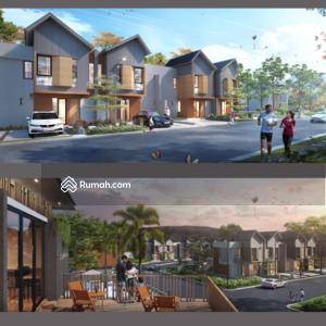 Dijual - Rumah di Sentul Bogor Dekat Tol & Stasiun LRT Murah Modern Minimalis Tipe Agra Prime 125/120
