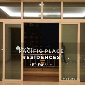 Dijual - Apartemen Pacific Place Residance 5 Br Jakarta Selatan