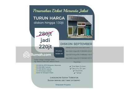 Dijual - Tarumajaya Sakinah Residence Kota Harapan indah masuknya, sebagian di kec Medan Satria Kota Bekasi