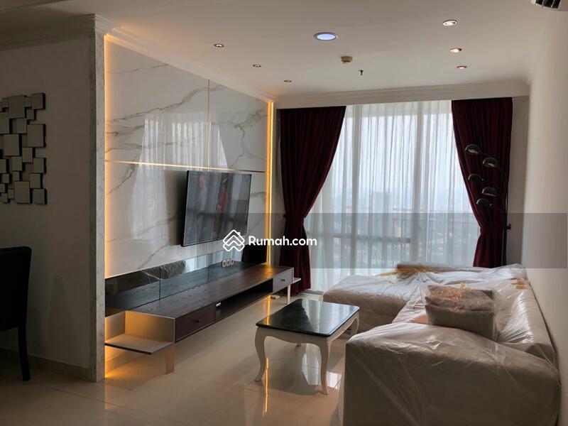 For Rent Apartemen Denpasar Residence 3 BR Luas 125 sqm Fully furnished baru di Renov unit bagus #109514998