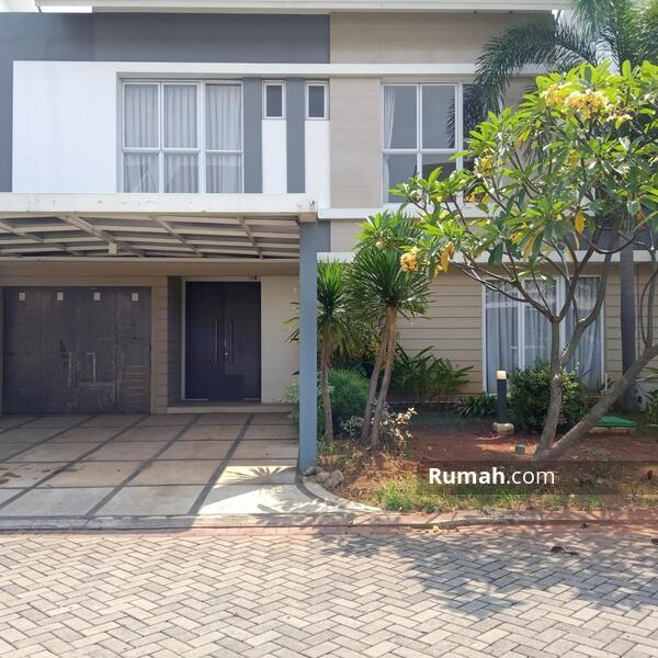Disewakan Rumah Di Cluster Palm Spring Jakarta Garden City #109521898