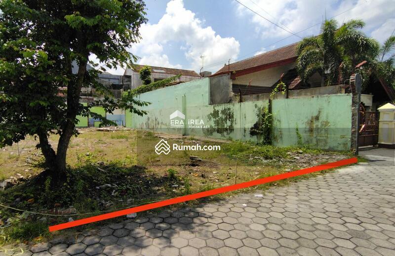 Tanah Jl Sulawesi Mlati Sleman #109546460