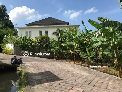 Dijual - Beautiful Plot with Green Belt Views Located in Pererenan, Badung Bali   UDB 248