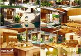 Dijual Villa Residence elite di area Canggu, dekat ke pantai2.