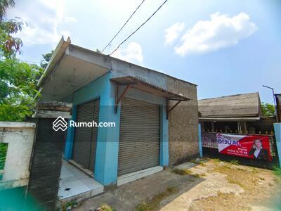 Dijual - Rumah Bonus Kios Bisa Utk Kost, Tempat Tinggal, Usaha atau Gudang@Tambun