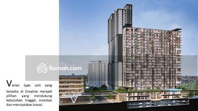 Dijual - Apartment Tower Creativo Bintaro Plaza Residences