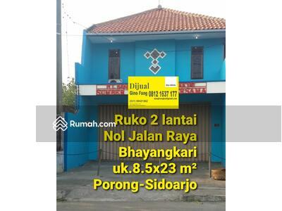 Dijual - Dijual Ruko 2 lt 0 jalan raya Bhayangkari Porong-sidoarjo