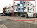 Disewakan Murah 3 Unit Ruko, 3 lantai Full Plus asement di KM 11 Palembang