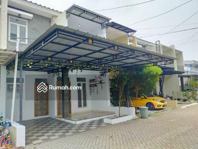 Dijual - Rumah Dlm Cluster One Gate System Dekat Toll Jatibening