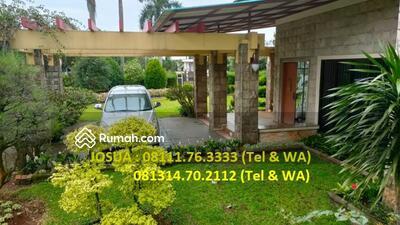 Dijual - Rumah Billabong Park View Cimanggis : 2 Lt, LT 3169 m2, LB 800 m2, Asri