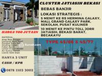 Dijual - Jatiasih, Galaxy, Kemang Pratama, Cipendawa, Bekasi