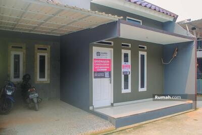 Disewa - Simply and Homey 2BR House at Permata Rubby 5 By Travelio