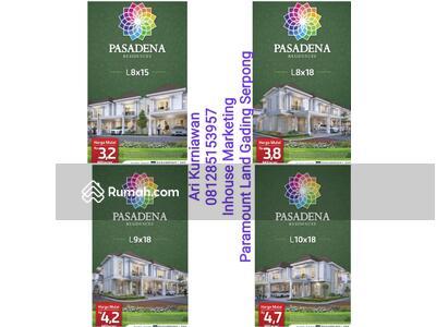Dijual - Pasadena residence gading serpong