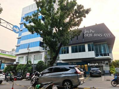 Dijual - 2 Unit Gedung TERMURAH dekat SCBD dan Senopati, Kebayoran Baru, Jakarta Selatan