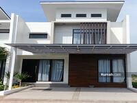 Dijual - Rumah siap huni 2 lantai luas 6x15 90m Type 3+1 di Cluster Shinano JGC Jakarta Garden City