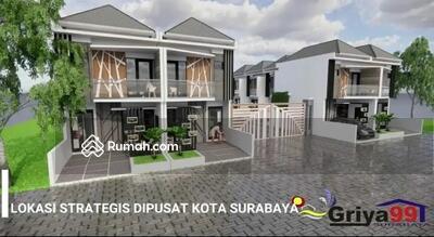 Dijual - Rumah Dijual Di Kutisari Surabaya Selatan