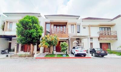 Dijual - Rumah semi furnished dijual di Gentan, Mayang, Sukoharjo