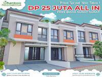 Dijual - Perumahan Millenial Terbaik di Selatan Bintaro Fasilitas Premium Keamanan Terjaga!