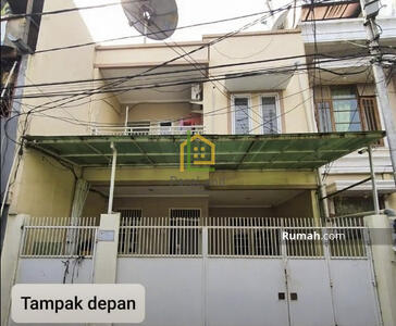 Dijual - ANDRE TJHIA Grogol Dekat Tanjung Duren Tanah 6x13 Sangat Murah 2 lantai